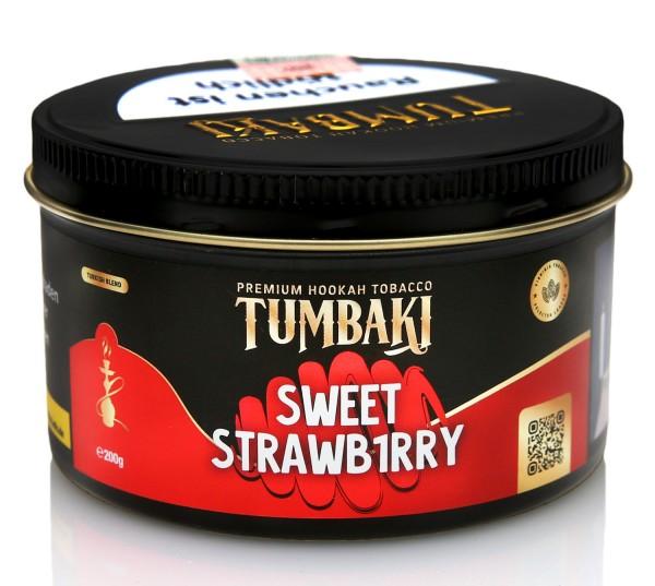 Tumbaki Tobacco - Sweet Strawb1rry 200g