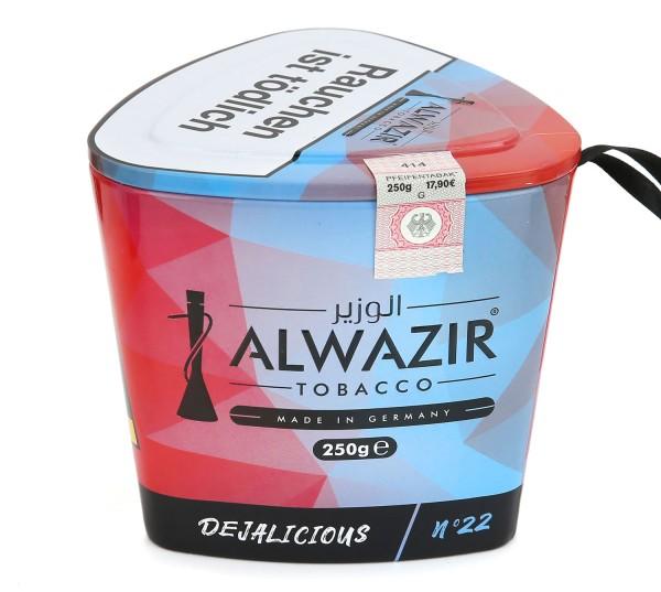 Alwazir No. 21 Mr. Kaly Shisha Tabak 250g