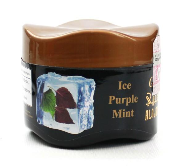 Al Ajamy Gold Ice Purple Mint Shisha Tabak 200g