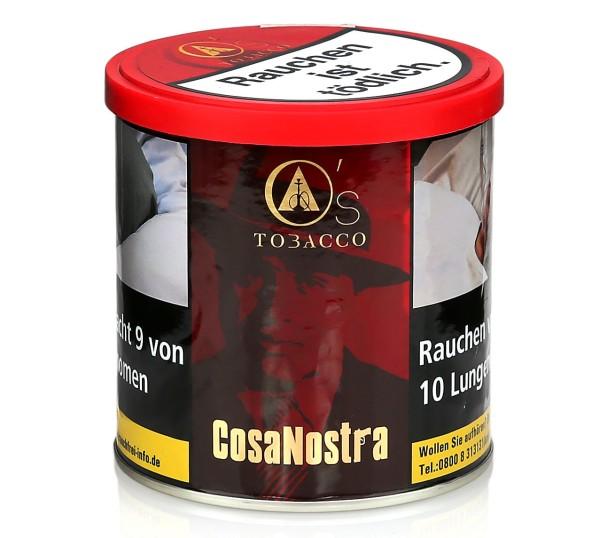 O's Tobacco Cosa Nostra Shisha Tabak 200g