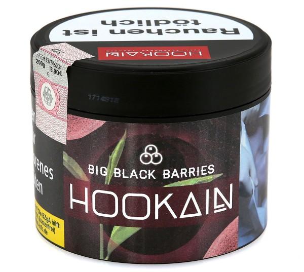 Hookain Big Black Barries Shisha Tabak 200g
