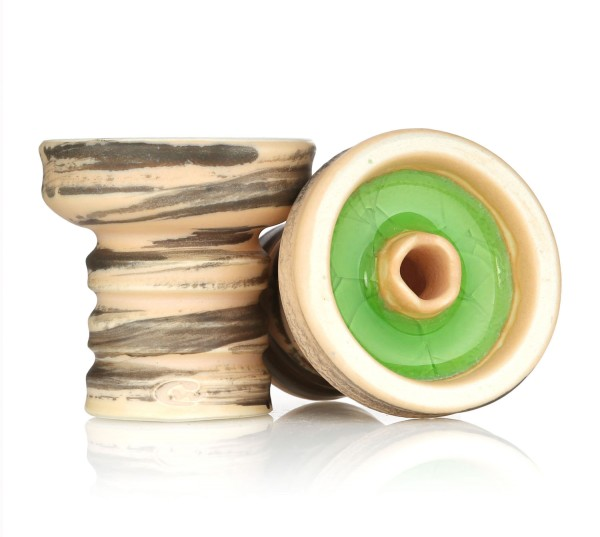 Ceramister Court Phunnel Green Laguna