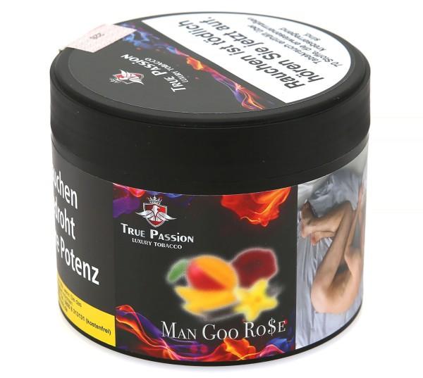 True Passion Man Goo Rose Shisha Tabak 200g