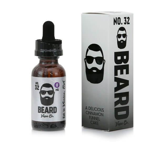 Beard Vape No. 32 e-Liquid