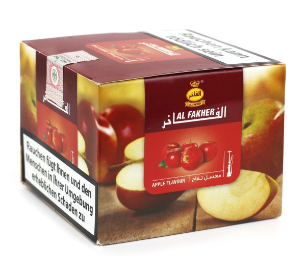 Al Fakher Apfel Shisha Tabak 200g