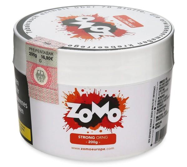 Zomo Strong Orng Shisha Tabak 200g