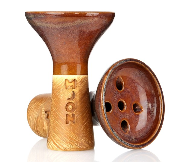 Moon Killer Bowl Brown Honey