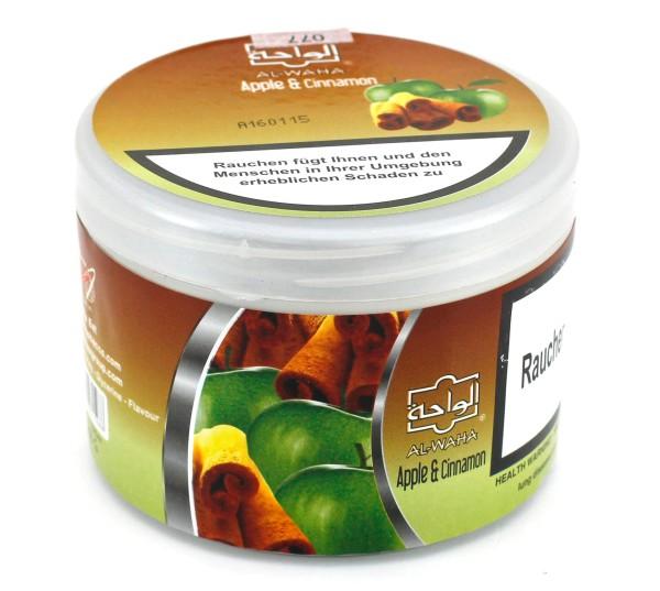 Al Waha Apo Cinnamon (Apple Cinnamon) Shisha Tabak 200g