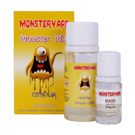 Monster Mix Citrolia 100ml Liquid