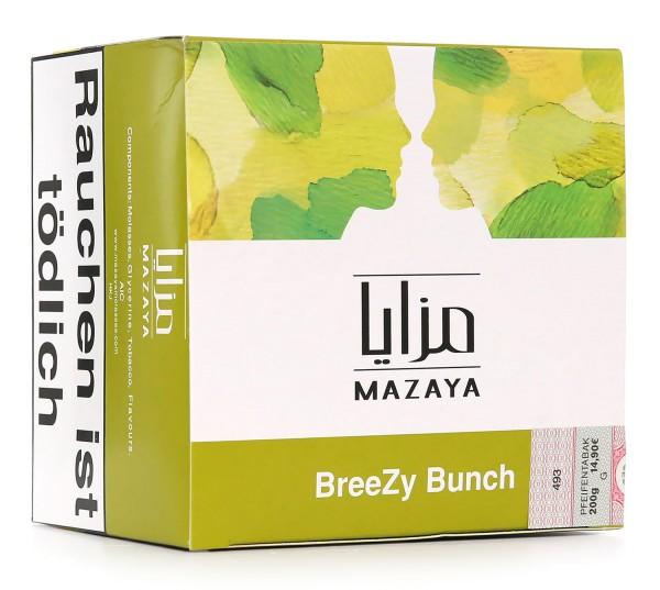 Mazaya BreeZy Bunch Shisha Tabak 200g