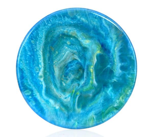 First Hookah Board Round Plate Neptun