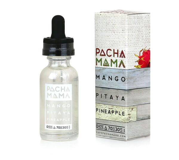 Pachamama - Mango Pitaya Pineapple e-Liquid