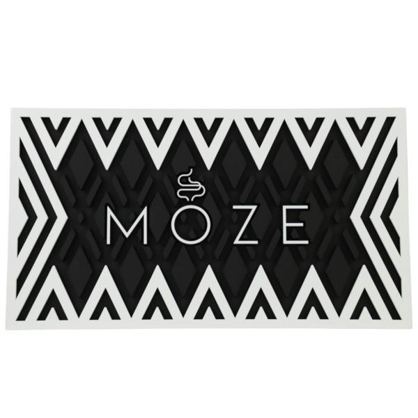 Moze Abtropfmatte - White