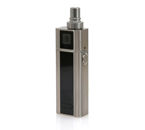 InnoCigs Cuboid Mini E-Zigarette Starterset grau