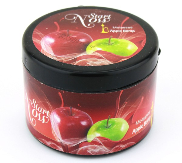 Start Now Apple Bomp Shisha Tabak 200g