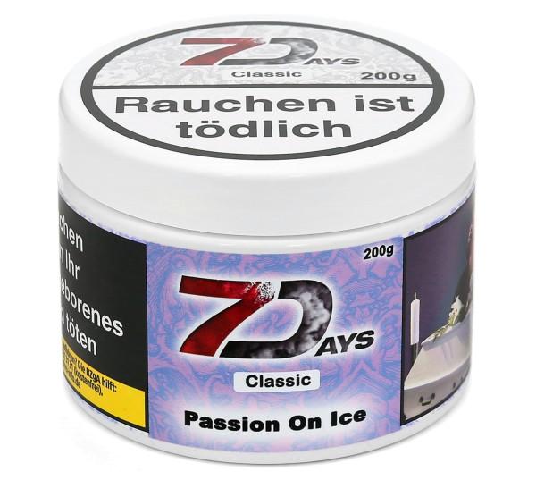 7Days Passion on Ice Shisha Tabak 200g