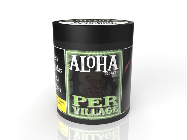 Aloha Tobacco Per Villlage Shisha Tabak 200g