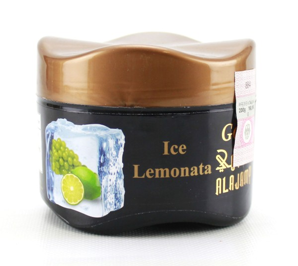 Al Ajamy Gold Ice Lemonata Shisha Tabak 200g