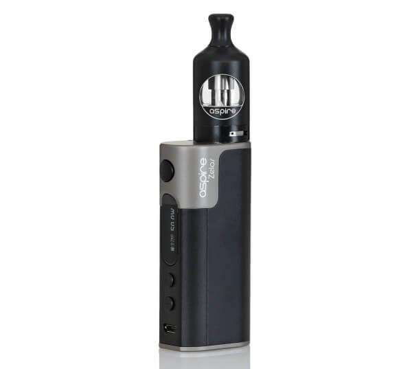 Aspire Zelos E-Zigarette Starter Set Schwarz