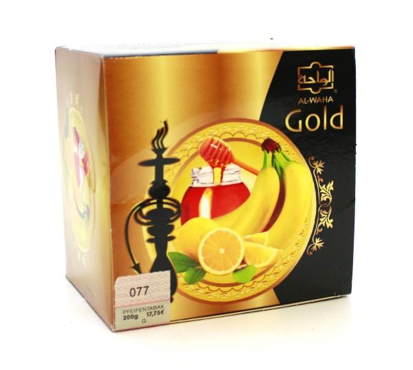 Al Waha Gold Sex a Peel Shisha Tabak 200g