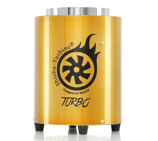 Shisha Turbine Premium Gold Turbo