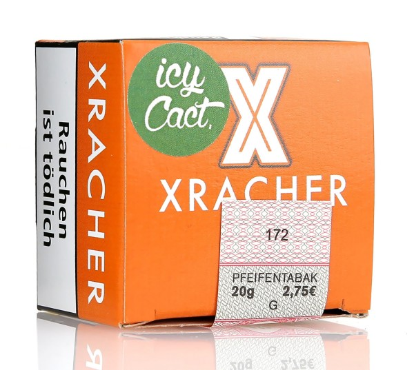 Xracher icy Cact. Shisha Tabak 20g