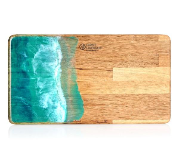 First Hookah Board Turquoise