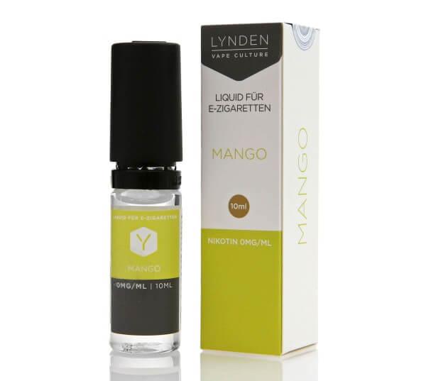 Lynden E-Liquid Mango