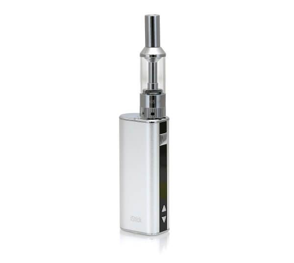 SC iStick E-Zigarette Starterset silber