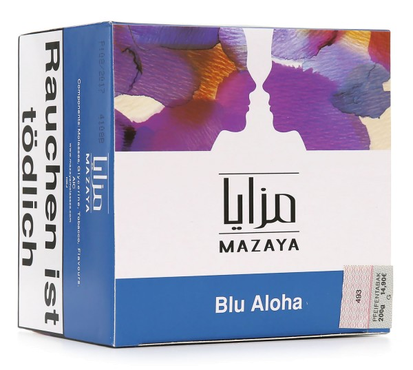 Mazaya Blu Aloha Shisha Tabak 200g