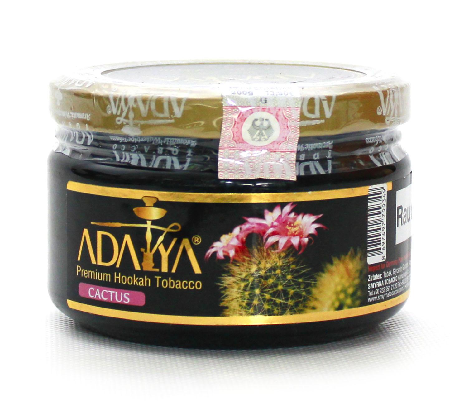 adalya desert sweet kaktus shisha tabak 200g adalya 200g adalya shisha tabak elwano. Black Bedroom Furniture Sets. Home Design Ideas