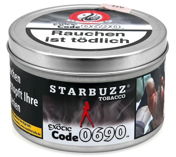 Starbuzz Code 0690 Shisha Tabak 200g