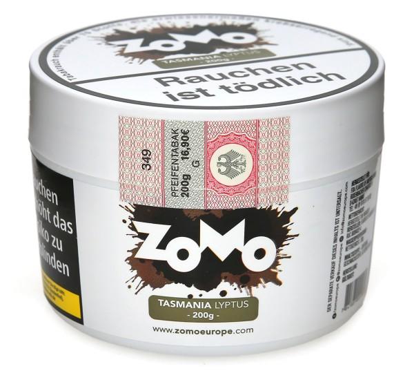 Zomo Tasmania Lyptus Shisha Tabak 200g