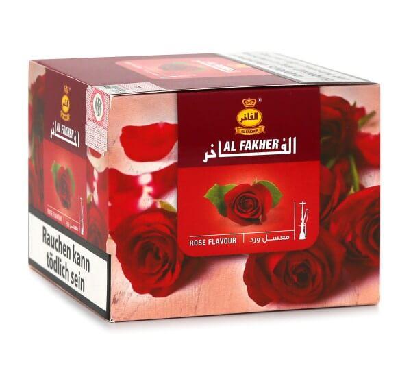 Al Fakher Rose Shisha Tabak 200g