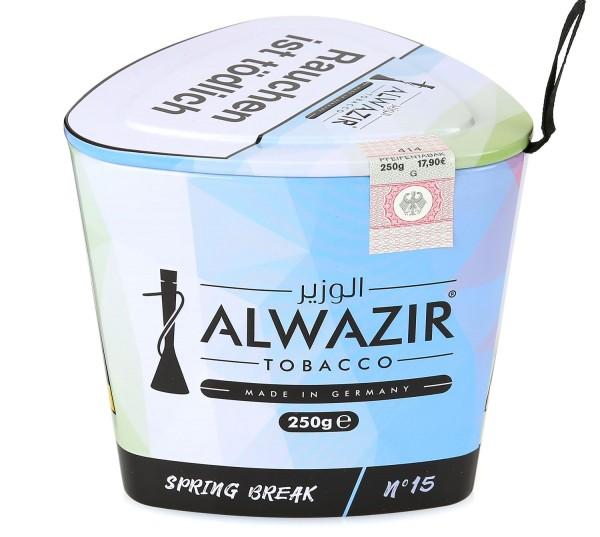 Alwazir No. 15 Spring Break Shisha Tabak 250g