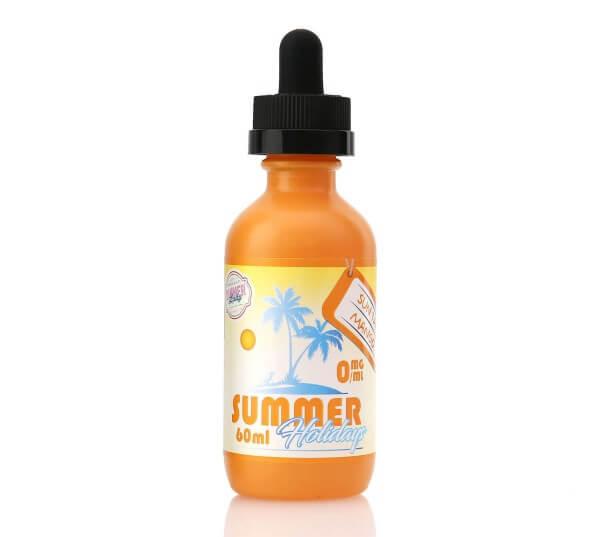 Summer Holidays Sun Tan Mango DIY Liquid