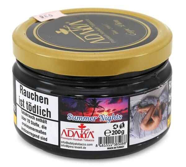 Adalya Summer Nights Shisha Tabak 200g
