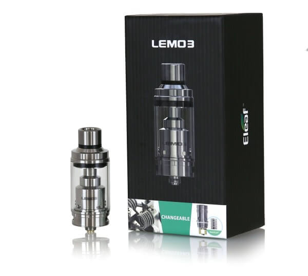 Eleaf Lemo 3 Verdampfer + RTA Base