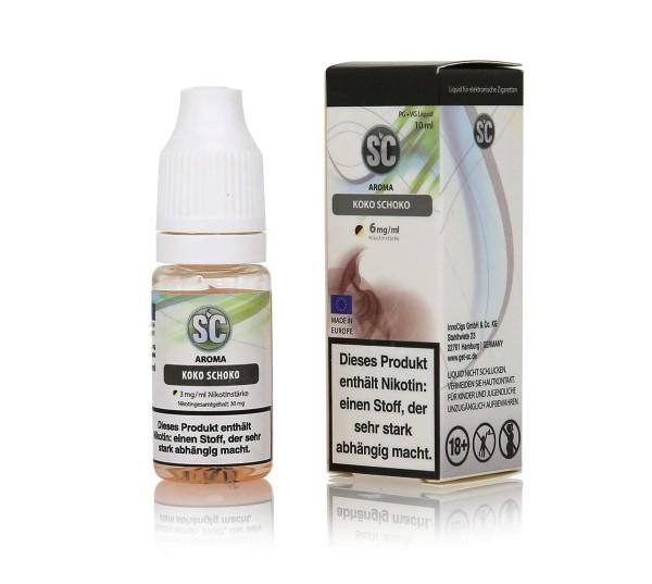 SC Koko Schoko E-Zigaretten Liquid