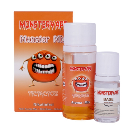 Monster Mix TicTacToe 100ml Liquid