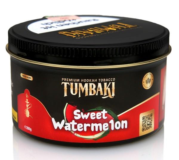 Tumbaki Tobacco - Sweet Waterme2on 200g