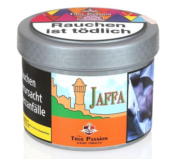 True Passion Jaffa Shisha Tabak 200g