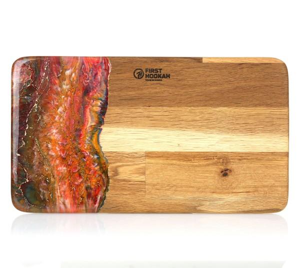 First Hookah Board Salmon