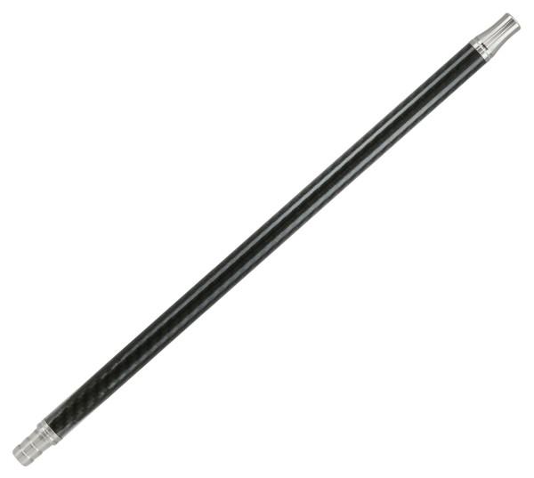 AO Carbon Munstück Edelstahl V2A Black