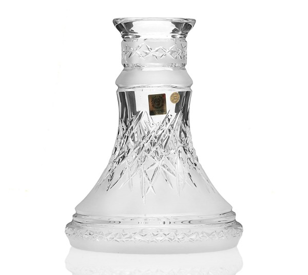 Moze Exclusiv Glass - Ice Cut - Clear