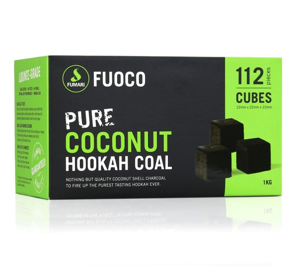Fuoco by Fumari Shisha Kohle 1 kg