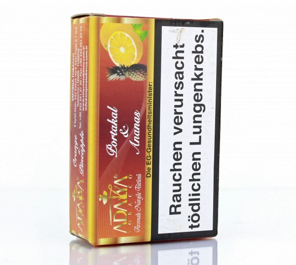 Adalya Orange Ananas Shisha Tabak 50g