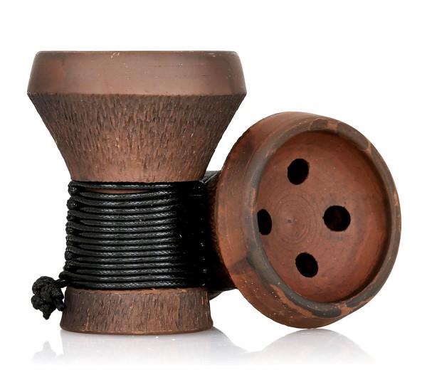 Japona Hookah Smoke Bowl Black