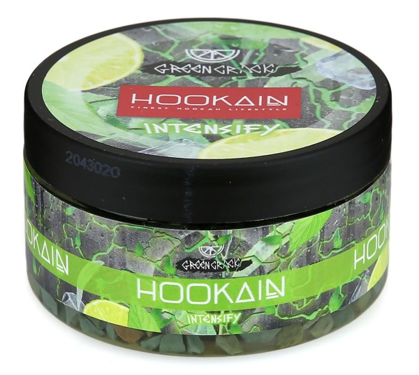 Hookain Intensify Green Crack 100g