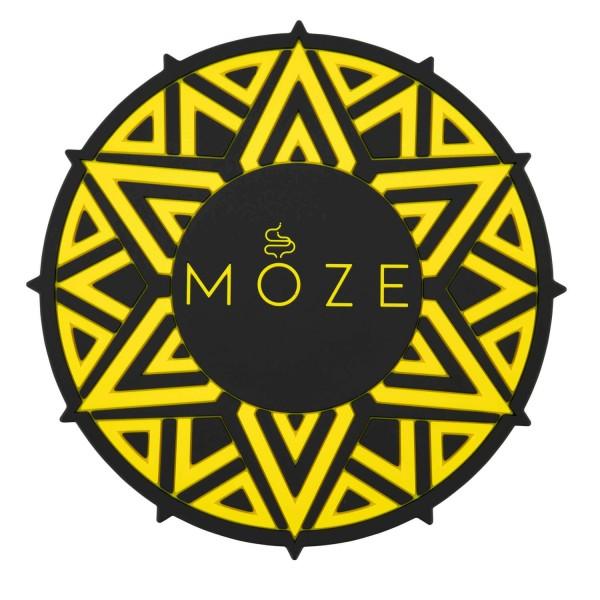 Moze Shishauntersetzer - Yellow